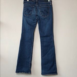 Ag Adriano Goldschmied Jeans - AG Goldschmied The Angelina Petite Bootcut Jeans